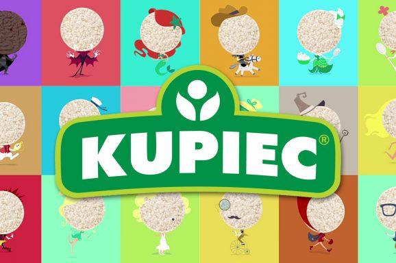 Kampania 360 dla wafli KUPIEC